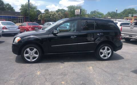 2008 Mercedes-Benz M-Class for sale at BWK of Columbia in Columbia SC