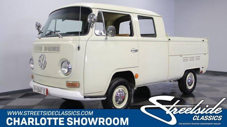 1968 Volkswagen Transporter II for sale in Concord, NC