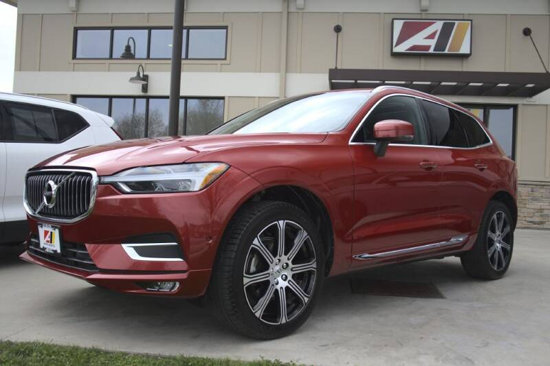 2018 Volvo XC60 for sale at Auto Assets in Powell OH