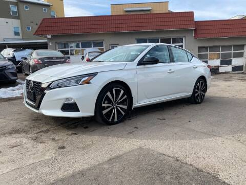 2019 Nissan Altima for sale at STS Automotive in Denver CO