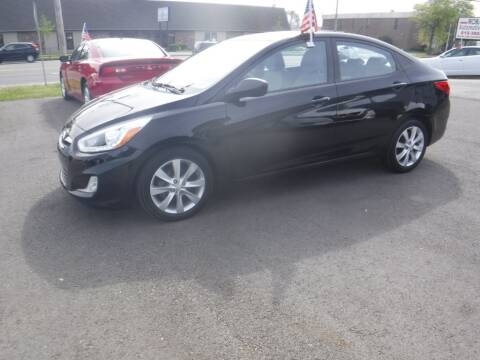 2014 Hyundai Accent for sale at Rob Co Automotive LLC in Springfield TN