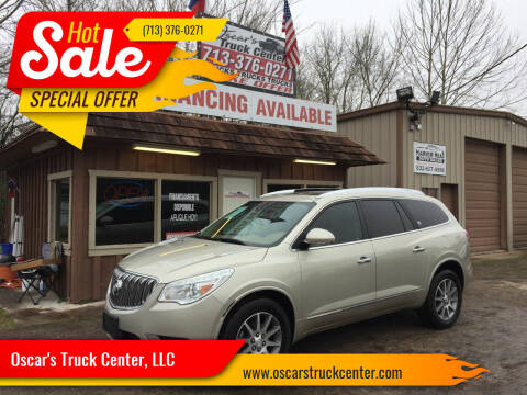 2013 Buick Enclave for sale at Oscar's Truck Center, LLC in Houston TX