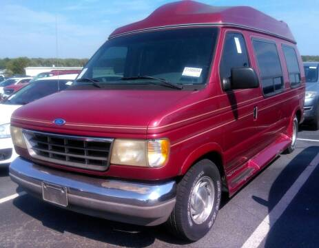 1994 Ford E-Series Cargo for sale at Angelo's Auto Sales in Lowellville OH