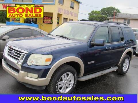 2008 Ford Explorer for sale at Bond Auto Sales in St Petersburg FL
