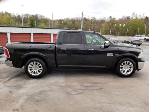 2017 RAM Ram Pickup 1500 for sale at Green Tree Motors in Elizabethton TN