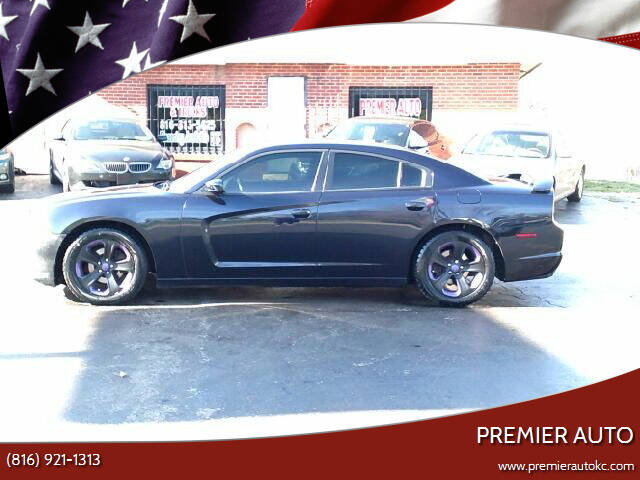 2012 Dodge Charger for sale at Premier Auto in Independence MO