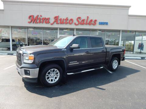 2015 GMC Sierra 1500 for sale at Mira Auto Sales in Dayton OH