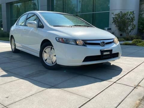 2008 Honda Civic for sale at Top Motors in San Jose CA