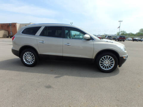 2012 Buick Enclave for sale at BLACKWELL MOTORS INC in Farmington MO