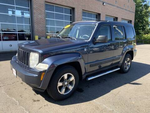 2008 Jeep Liberty for sale at Matrix Autoworks in Nashua NH
