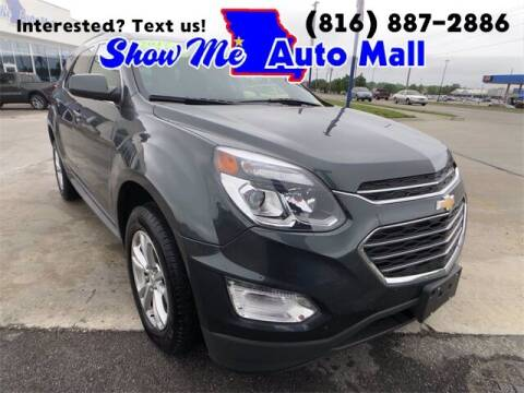 2017 Chevrolet Equinox for sale at Show Me Auto Mall in Harrisonville MO