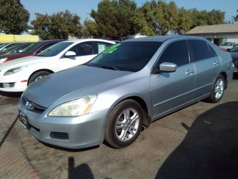 2007 Honda Accord for sale at Larry's Auto Sales Inc. in Fresno CA