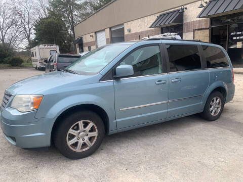 2010 Chrysler Town and Country for sale at Auto Deal Line in Alpharetta GA