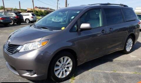 2011 Toyota Sienna for sale at Top Line Import in Haverhill MA