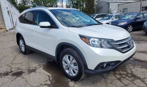 2013 Honda CR-V for sale at Nile Auto in Columbus OH