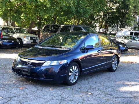2009 Honda Civic for sale at Emory Street Auto Sales and Service in Attleboro MA
