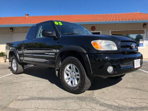 2005 Toyota Tundra for sale at Martinez Truck and Auto Sales in Martinez CA