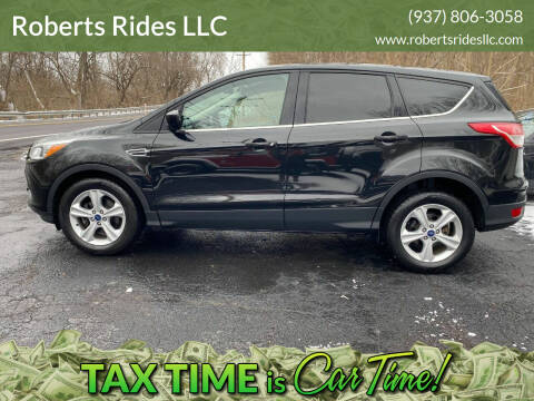 2015 Ford Escape for sale at Roberts Rides LLC in Franklin OH