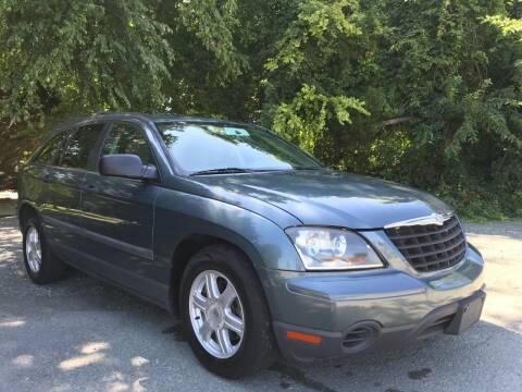 2006 Chrysler Pacifica for sale at Pristine AutoPlex in Burlington NC
