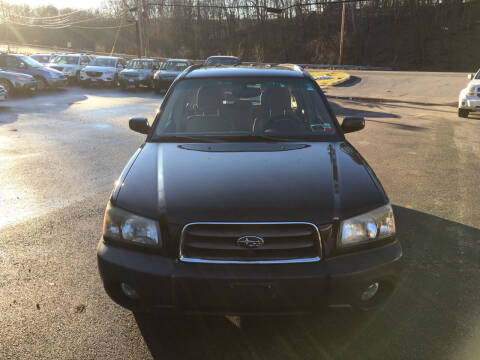 2005 Subaru Forester for sale at Mikes Auto Center INC. in Poughkeepsie NY
