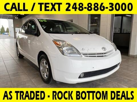 2005 Toyota Prius for sale at Lasco of Waterford in Waterford MI