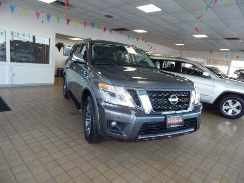 2019 Nissan Armada for sale at Mira Auto Sales in Dayton OH