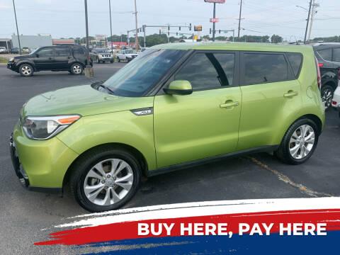 2016 Kia Soul for sale at Auto Credit Xpress - Jonesboro in Jonesboro AR