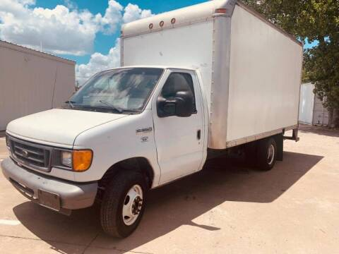 2007 Ford E-Series Chassis for sale at Bad Credit Call Fadi in Dallas TX