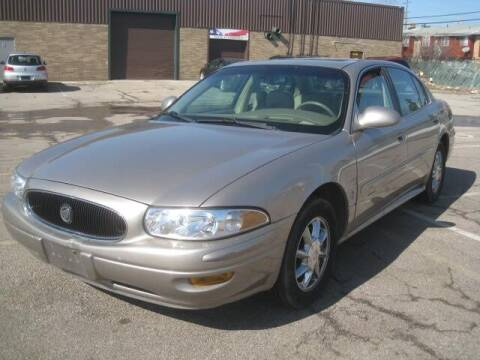 2004 Buick LeSabre for sale at ELITE AUTOMOTIVE in Euclid OH