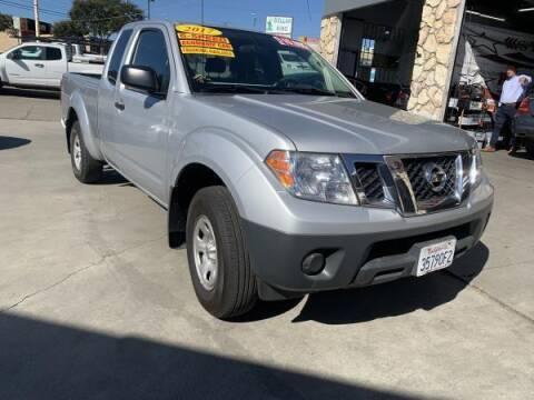2017 Nissan Frontier for sale at CAR CITY SALES in La Crescenta CA