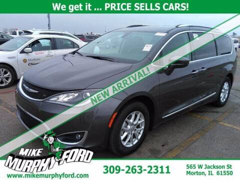 2020 Chrysler Pacifica for sale at Mike Murphy Ford in Morton IL