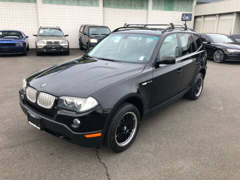 2007 BMW X3 for sale at Vista Auto Sales in Lakewood WA
