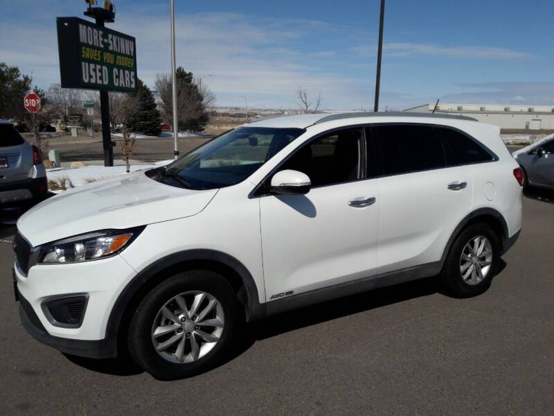 2017 Kia Sorento for sale at More-Skinny Used Cars in Pueblo CO