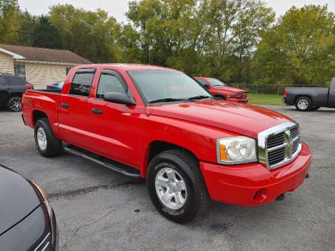 2006 Dodge Dakota for sale at K & P Used Cars, Inc. in Philadelphia TN