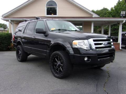 2014 Ford Expedition for sale at Adams Auto Group Inc. in Charlotte NC