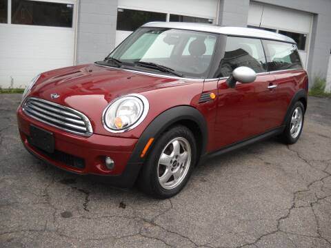 2010 MINI Cooper Clubman for sale at Best Wheels Imports in Johnston RI