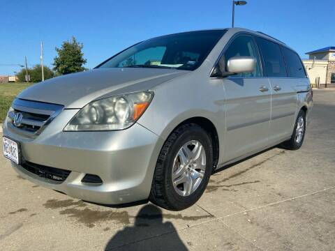 2005 Honda Odyssey for sale at Nice Cars in Pleasant Hill MO