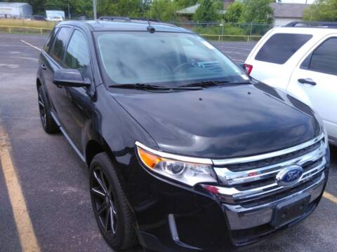 2013 Ford Edge for sale at C4 AUTO GROUP in Claremore OK