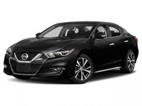 2018 Nissan Maxima for sale at BMW OF ORLAND PARK in Orland Park IL