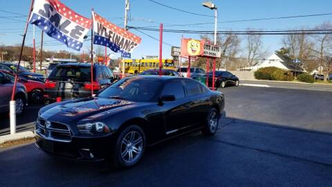 2012 Dodge Charger for sale at Levittown Auto in Levittown PA