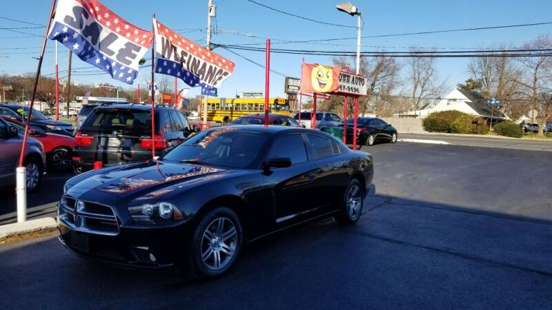 2012 Dodge Charger Police 4dr Sedan - Levittown PA