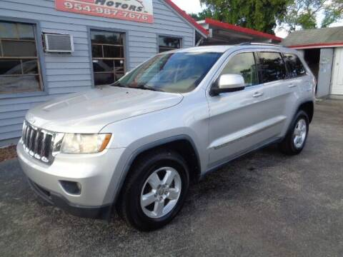 2011 Jeep Grand Cherokee for sale at Z Motors in North Lauderdale FL