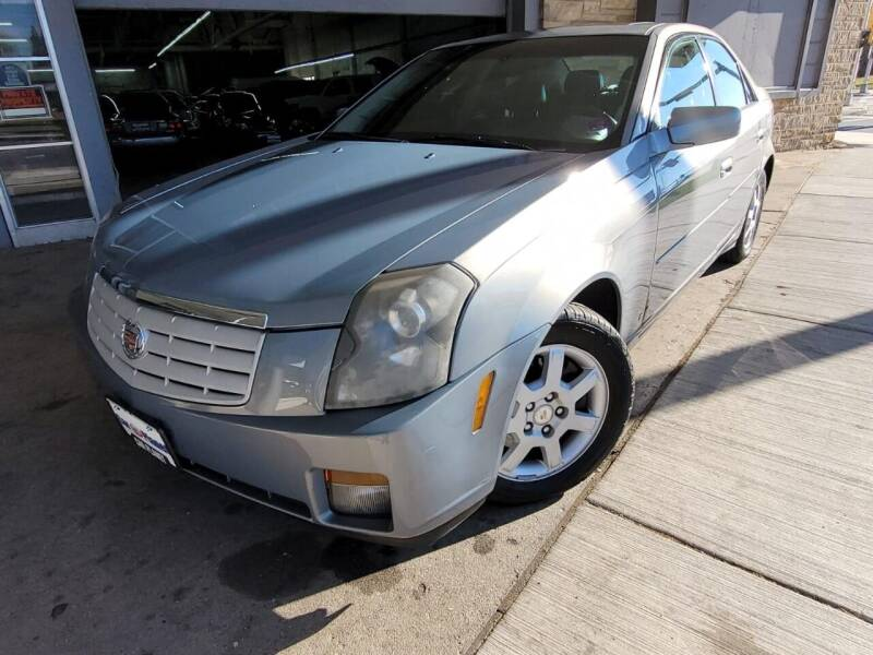 2007 Cadillac CTS for sale at Car Planet Inc. in Milwaukee WI