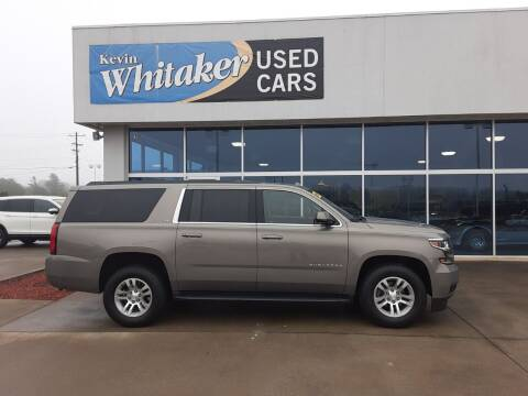 2018 Chevrolet Suburban for sale at Kevin Whitaker Used Cars in Travelers Rest SC