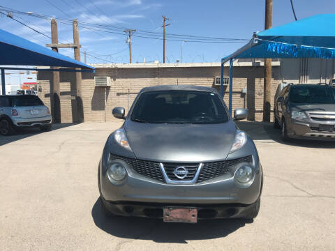2011 Nissan JUKE for sale at Autos Montes in Socorro TX