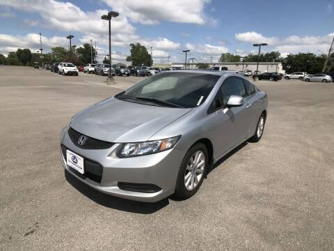 2012 Honda Civic for sale at City Auto in Murfreesboro TN