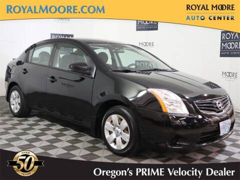 2012 Nissan Sentra for sale at Royal Moore Custom Finance in Hillsboro OR