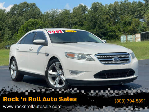 2011 Ford Taurus for sale at Rock 'n Roll Auto Sales in West Columbia SC