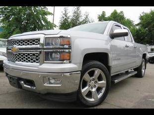 2014 Chevrolet Silverado 1500 for sale at Rockland Automall - Rockland Motors in West Nyack NY
