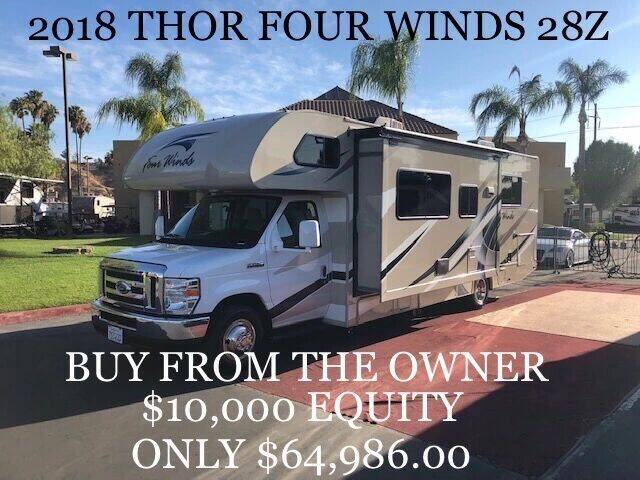 2018 Thor Industries Four Winds for sale in North America, AZ